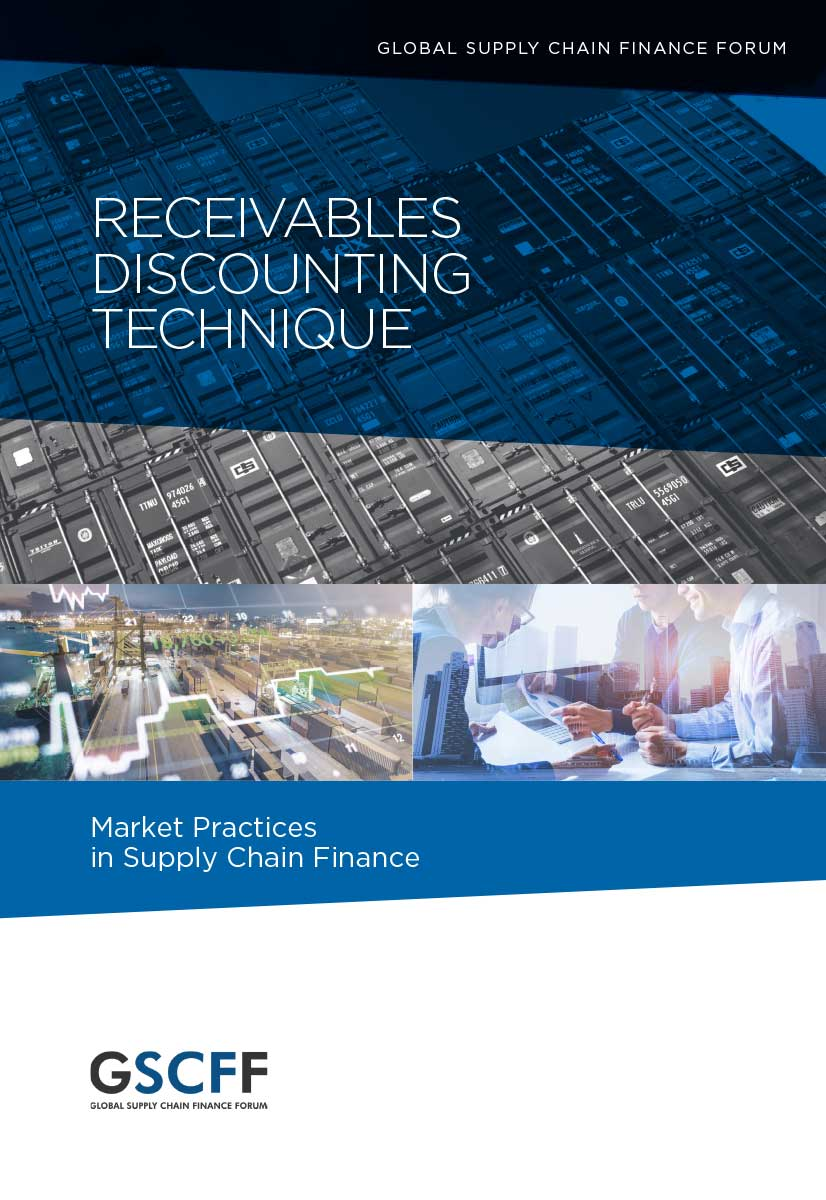 Receivables Discounting – Global Supply Chain Finance Forum